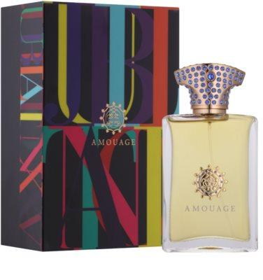 Amouage Jubilation 25 Men eau de parfum férfiaknak  Limitált kiadás 1
