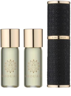 Amouage Jubilation 25 Men парфюмна вода за мъже  (1 бр. зареждащ се + 2 бр. пълнеж) 1