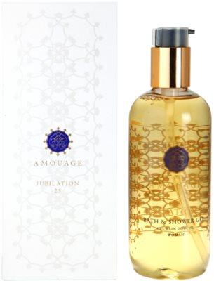 Amouage Jubilation 25 Woman sprchový gel pro ženy