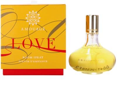 Amouage Love spray para o lar