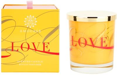 Amouage Love vela perfumado
