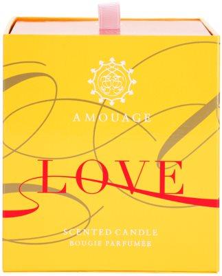 Amouage Love vela perfumado 4