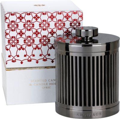 Amouage Lyric ароматизована свічка   підставка 1