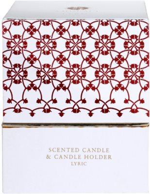 Amouage Lyric ароматизована свічка   підставка 4