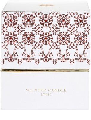 Amouage Lyric dišeča sveča 3