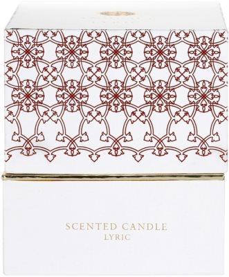 Amouage Lyric ароматизована свічка 3