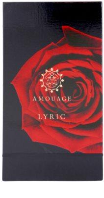 Amouage Lyric Eau de Parfum para homens 4