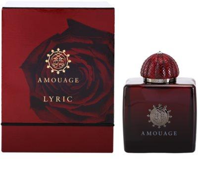 Amouage Lyric Eau de Parfum para mulheres