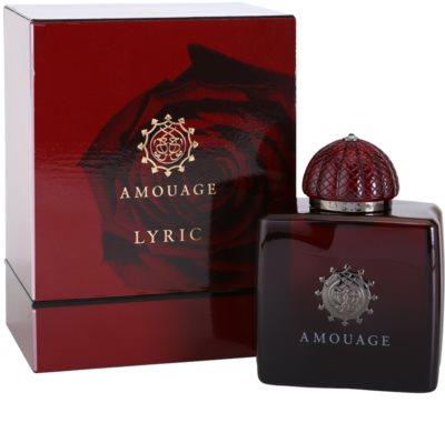 Amouage Lyric Eau de Parfum für Damen 1