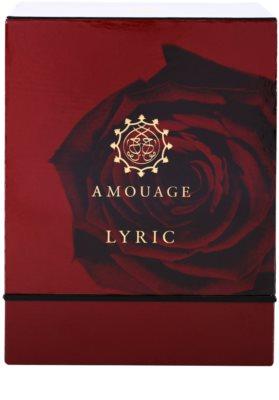 Amouage Lyric Eau de Parfum für Damen 4