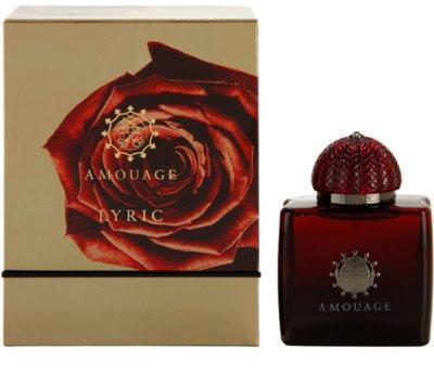 Amouage Lyric ekstrakt perfum dla kobiet
