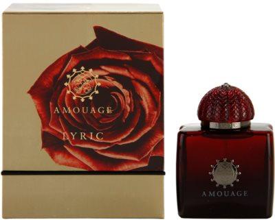 Amouage Lyric parfüm kivonat nőknek