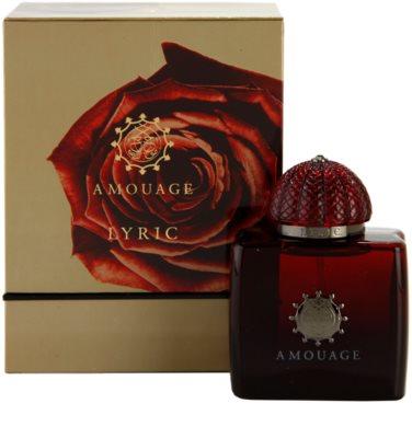 Amouage Lyric parfüm kivonat nőknek 1