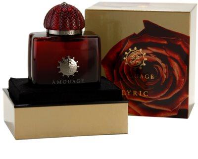 Amouage Lyric parfüm kivonat nőknek 2