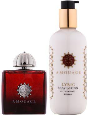 Amouage Lyric dárková sada 1