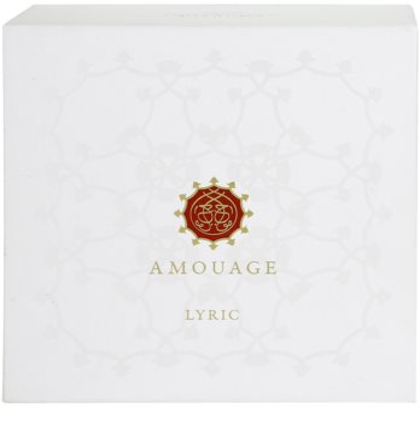Amouage Lyric Körpercreme für Damen 4