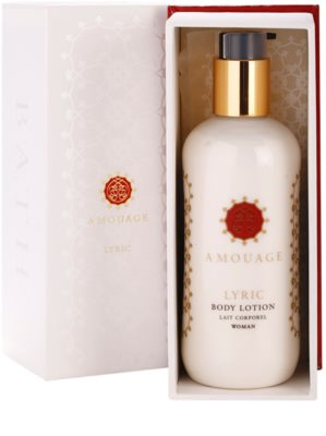 Amouage Lyric leche corporal para mujer 3
