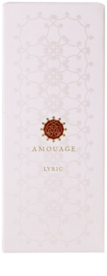 Amouage Lyric leche corporal para mujer 4