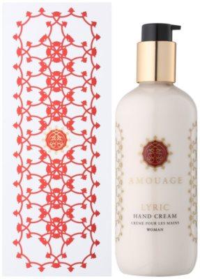 Amouage Lyric крем для рук для жінок