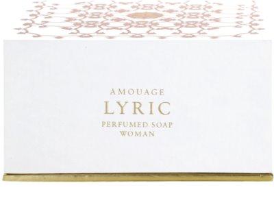 Amouage Lyric parfümös szappan nőknek 3