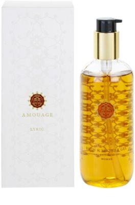 Amouage Lyric gel za prhanje za ženske