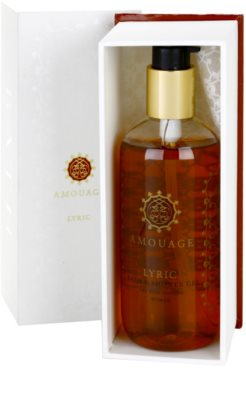 Amouage Lyric sprchový gel pro ženy 3