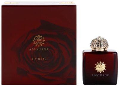 Amouage Lyric Limited Edition extracto de perfume para mujer