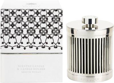 Amouage Memoir świeczka zapachowa   + podstawka