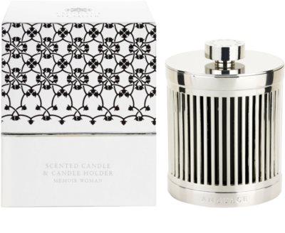 Amouage Memoir vela perfumada   + soporte