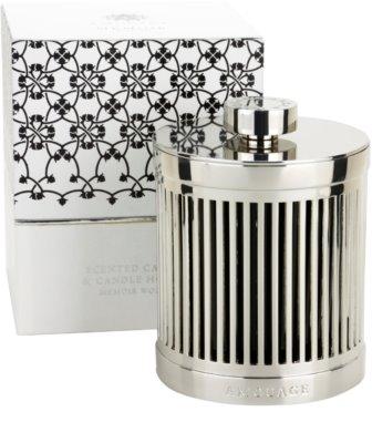 Amouage Memoir vela perfumada   + soporte 1