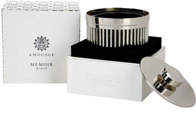 Amouage Memoir vela perfumada   + soporte 2