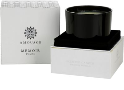 Amouage Memoir Scented Candle 2