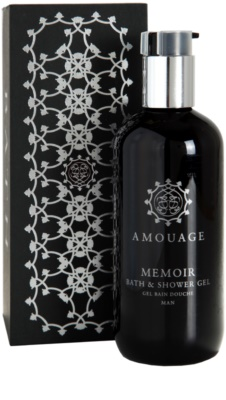 Amouage Memoir Duschgel für Herren 1