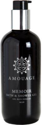 Amouage Memoir gel za prhanje za moške 3