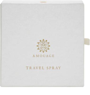 Amouage Memoir Eau de Parfum para mulheres  (1x vap.recarregável + 3 x recarga) 4