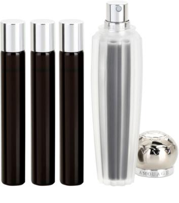 Amouage Memoir parfémovaná voda pro ženy  (1x plnitelná + 3x náplň) 3