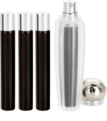 Amouage Memoir Eau de Parfum para mulheres  (1x vap.recarregável + 3 x recarga) 3