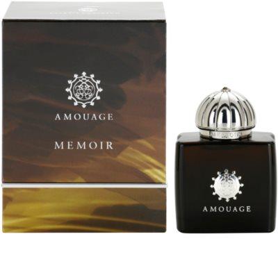 Amouage Memoir parfüm kivonat nőknek