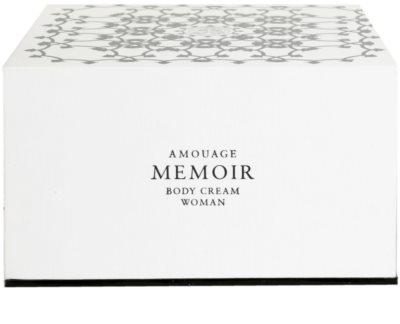 Amouage Memoir Körpercreme für Damen 6