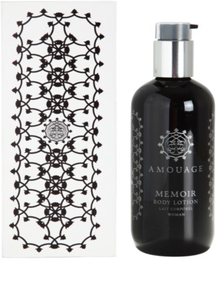 Amouage Memoir losjon za telo za ženske