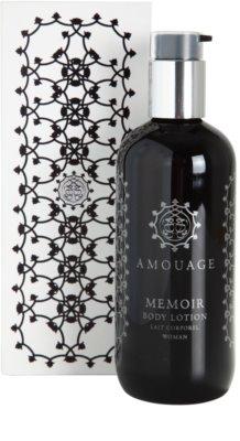 Amouage Memoir tělové mléko pro ženy 1