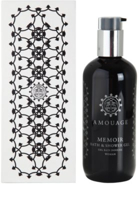 Amouage Memoir Duschgel für Damen