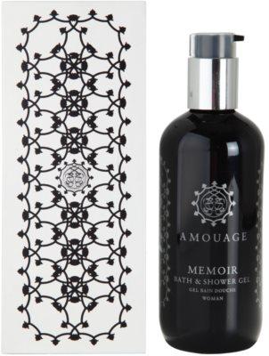 Amouage Memoir gel de ducha para mujer