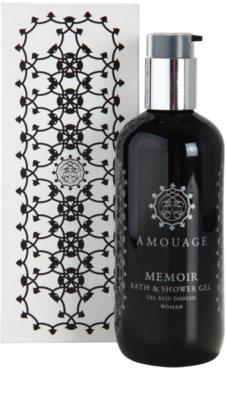 Amouage Memoir gel de duche para mulheres 1