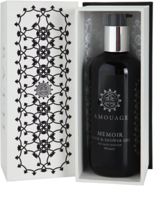 Amouage Memoir gel de duche para mulheres 2