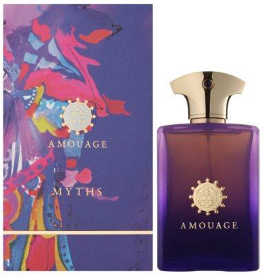Amouage Myths woda perfumowana dla mężczyzn