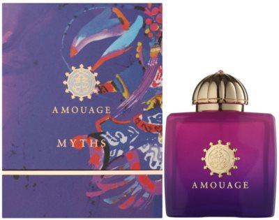 Amouage Myths eau de parfum para mujer