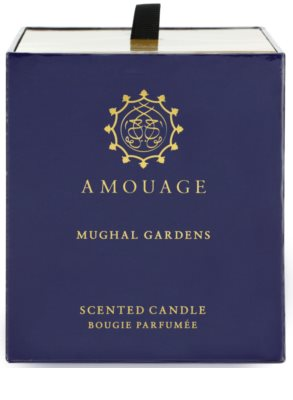 Amouage Mughal Gardens Scented Candle 3