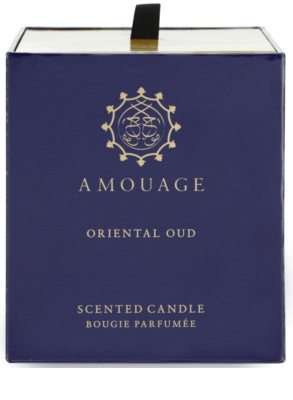 Amouage Oriental Oud Duftkerze 3