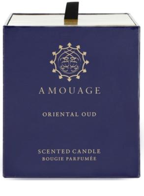 Amouage Oriental Oud illatos gyertya 3